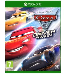 Cars 3 (FR, Multilingual in game)