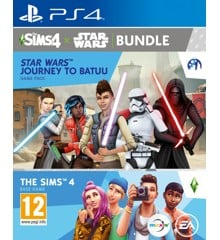 The Sims 4 Star Wars: Journey To Batuu - Base Game and Game Pack Bundle