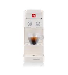illy - Y3.3 Iperespresso - Espresso & Coffee Machine - White