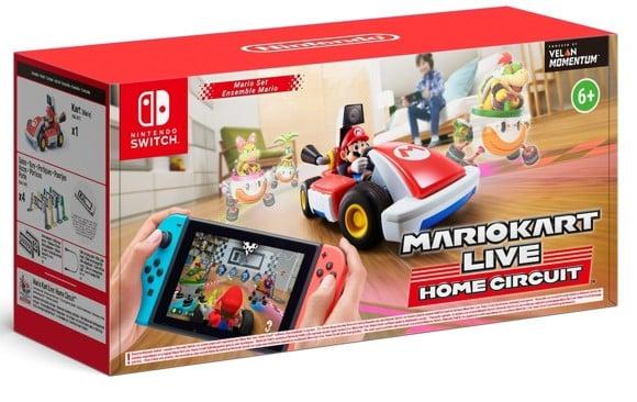 Mario Kart Live: Home Circuit - Mario Edition.