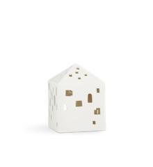 Kähler - Urbania Light House City House 12,5 cm - White (691064)