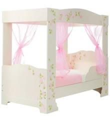Rose - 4 Poster Kids Toddler Bed (452FPS01EM)