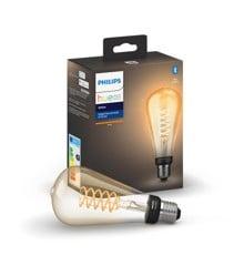 Philips Hue - E27 Filament ST72 Edison - Warm White - Bluetooth