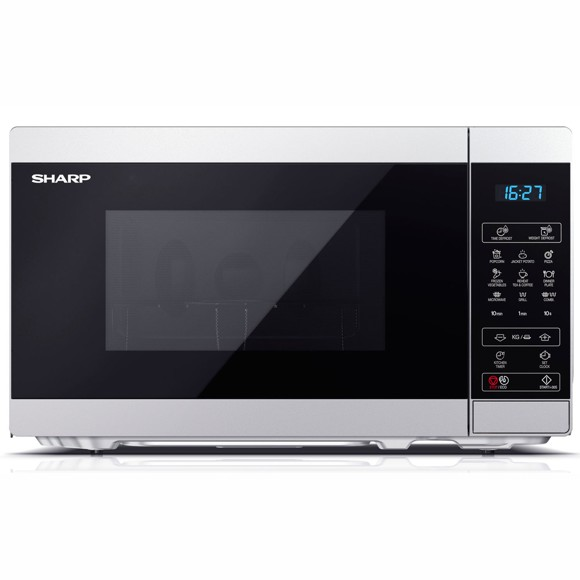 Sharp - Microwave With Grill 1000W