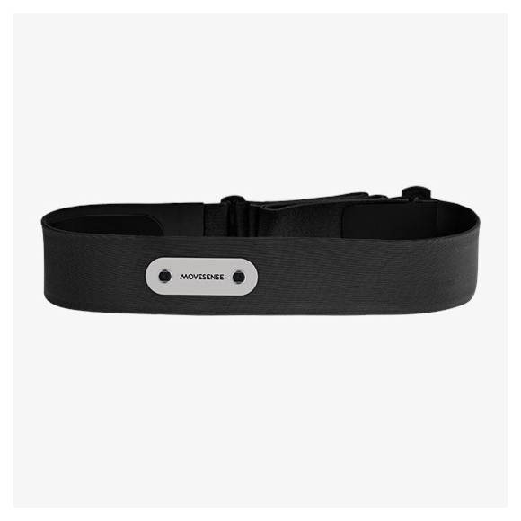 Suunto - Smart Heart Rate Belt and Chest Strap - Large