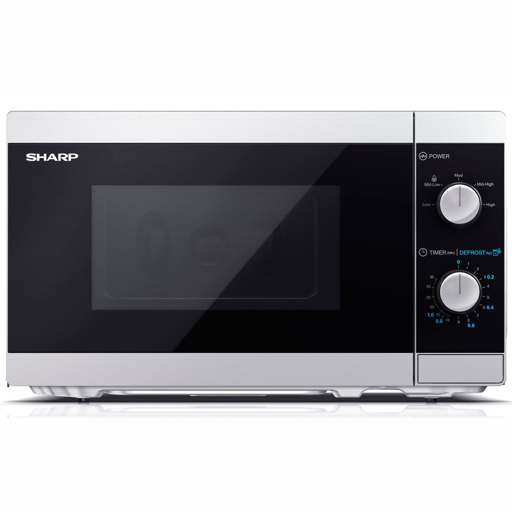 Sharp - Classic Microwave - With Mechanical Panel 800W