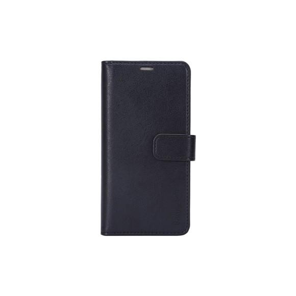 RadiCover - Strålingsbeskyttelse Wallet PU Samsung A41 Flipcover - Sort