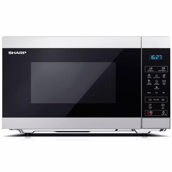 Sharp - Microwave Digital panel 900W