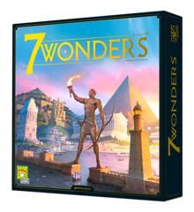 7 Wonders V2 - Boardgame (Nordic) (REPSEVSCAN)