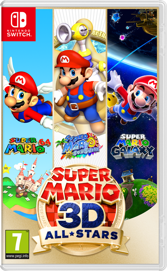 Super Mario 3D All-Stars (Delivery Week 2, November)