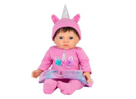 Tiny Treasure - Pink Unicorn Outfit (30216)