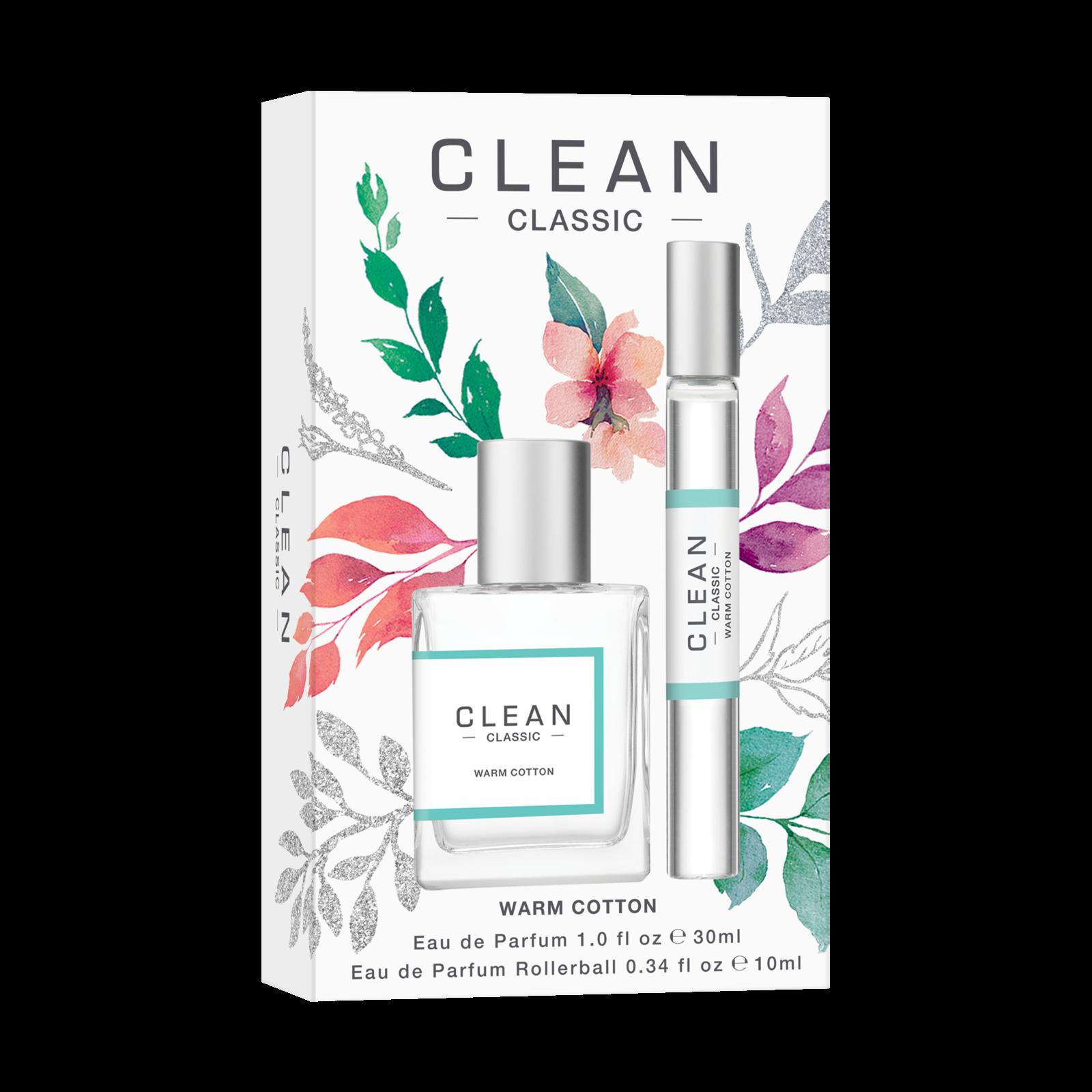 Clean - Warm Cotton Giftset
