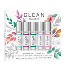 Clean - Rollerball Layering Set 5x5 ml