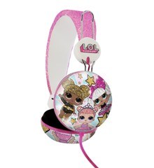 OTL L.O.L. Suprise Glitter Glam Tween Dome Headphones