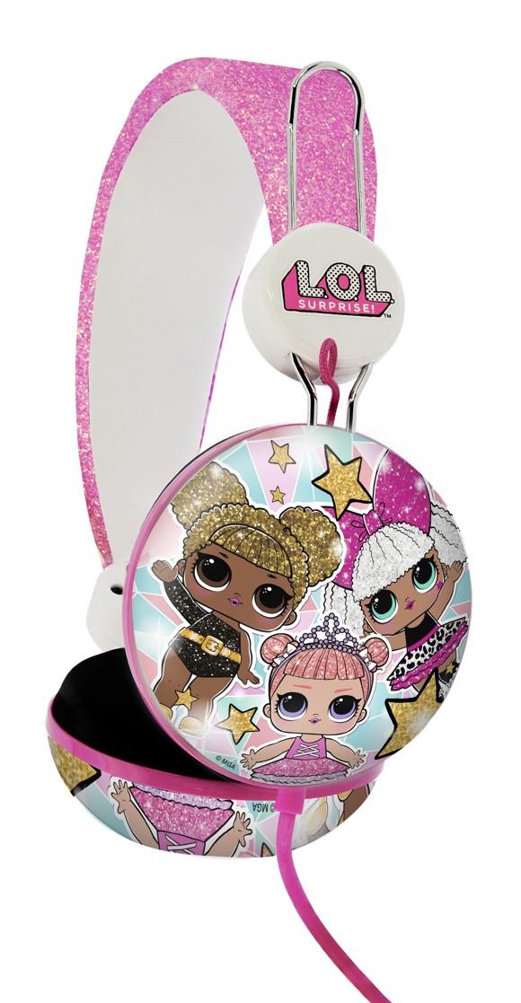 OTL - Tween Dome Headphones - L.O.L. Suprise Glitter Glam (856547)