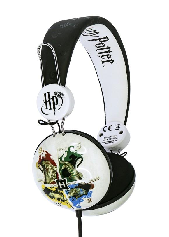 OTL - Junior Dome Headphones - Harry Potter Hogwarts Crest (856548)