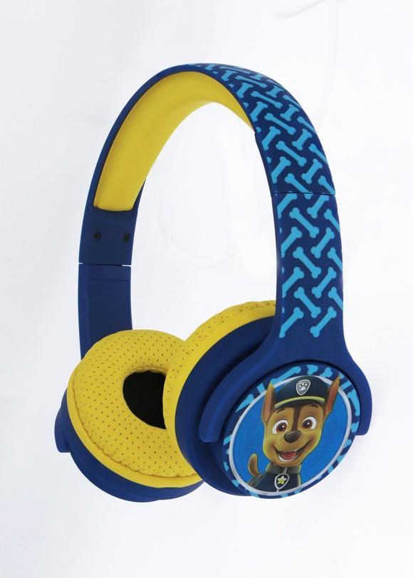 OTL - Junior Wireless Headphones - Paw Patrol Chase (856550)
