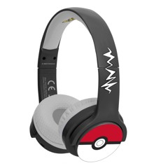 OTL - Kids Wireless Headphones  - Pokemon Pokeball (856551)