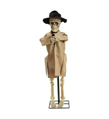 Halloween Flashing Skeleton 100 cm (96068)