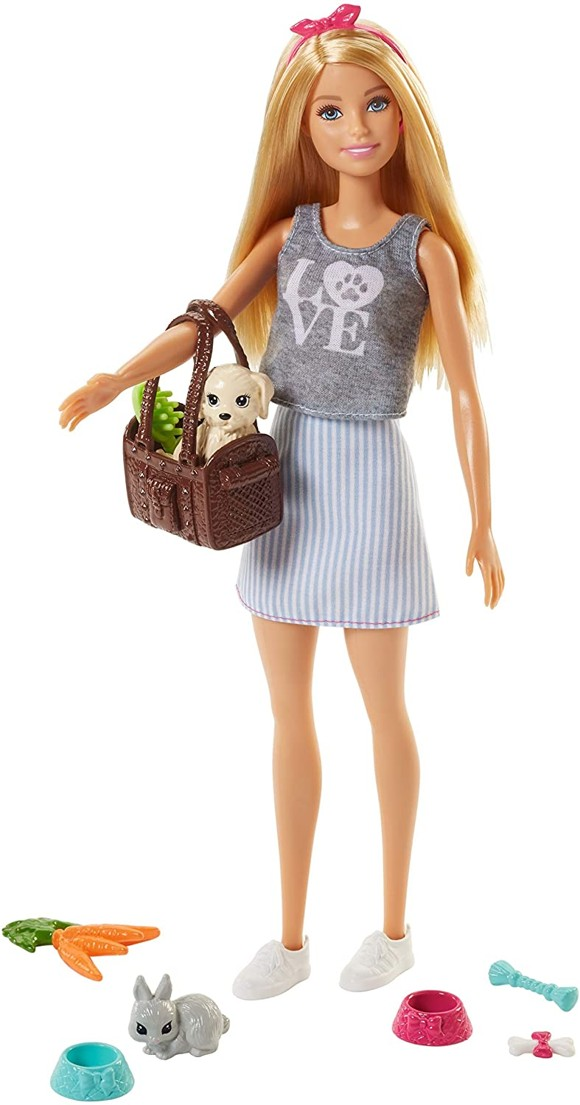 Barbie - Pets and accesories (FPR48)