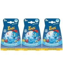 Tinti - Bathwater Colour x 3