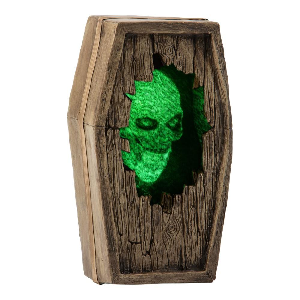 Halloween Animated Coffin (96187)