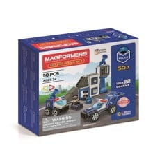 Magformers - Amazing Police set 50 pcs (3070)
