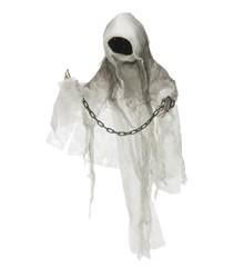 Halloween Spøgelse med Kæde