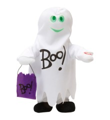 Halloween Dancing Small Ghost w. Music (95959)