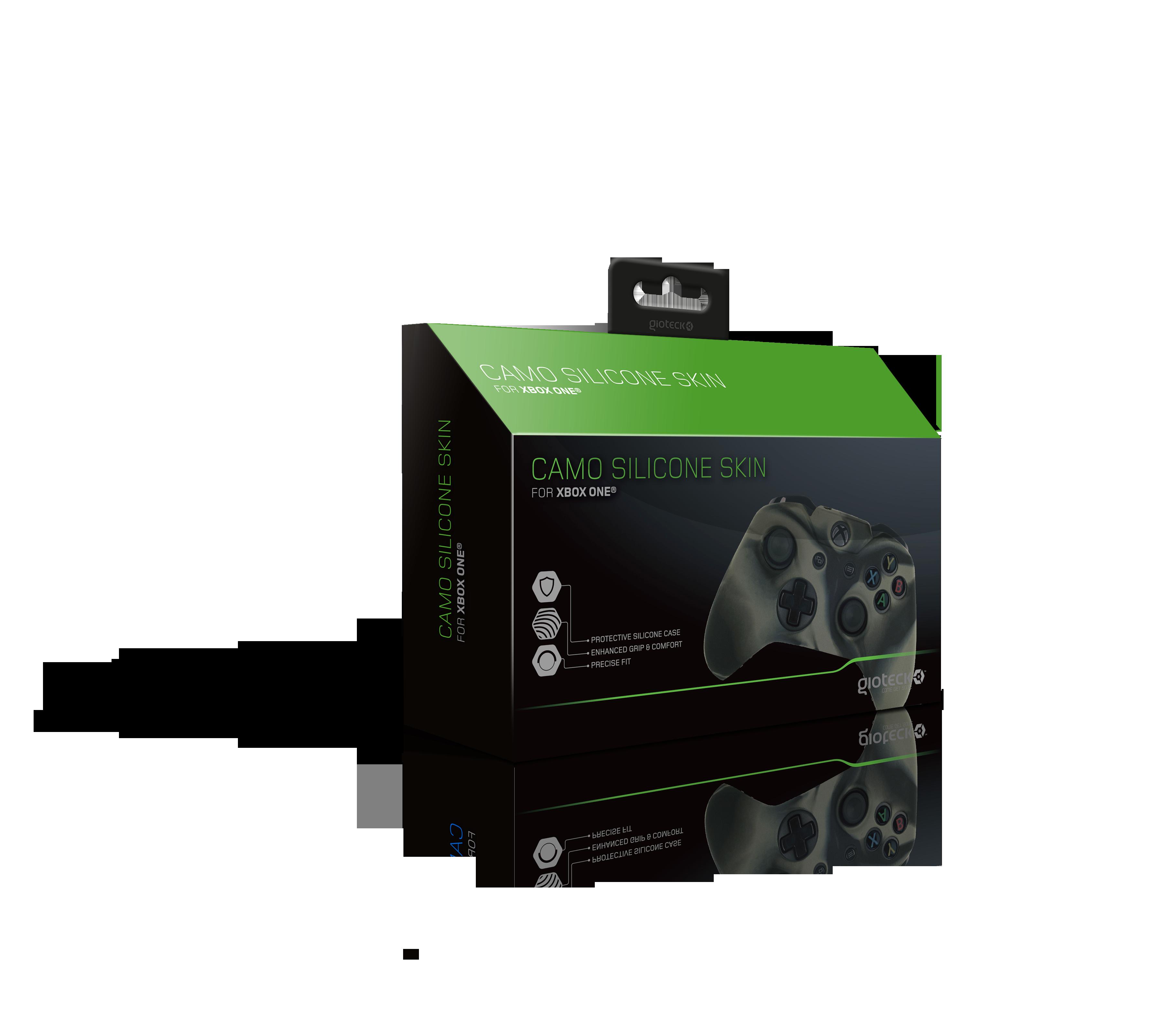 Gioteck Xbox Controller Skin Camo