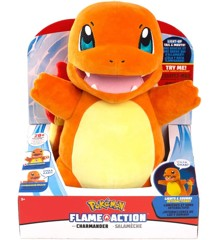Pokemon - Flamme Action Charmander