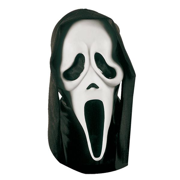 Halloween Scream Maske