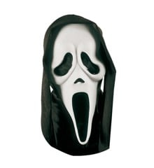 Halloween Scream Maske
