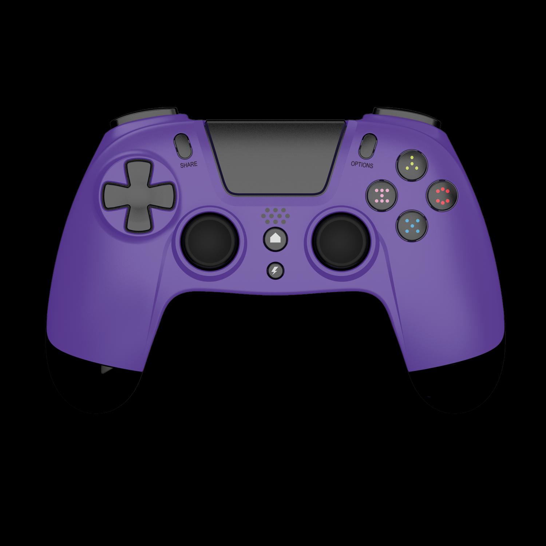 gioteck Playstation 4 VX-4 Wireless BT Controller (Purple)