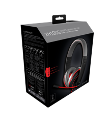 Gioteck XH-100S Wired Stereo Headset (PC,MAC, PS4, XONE)