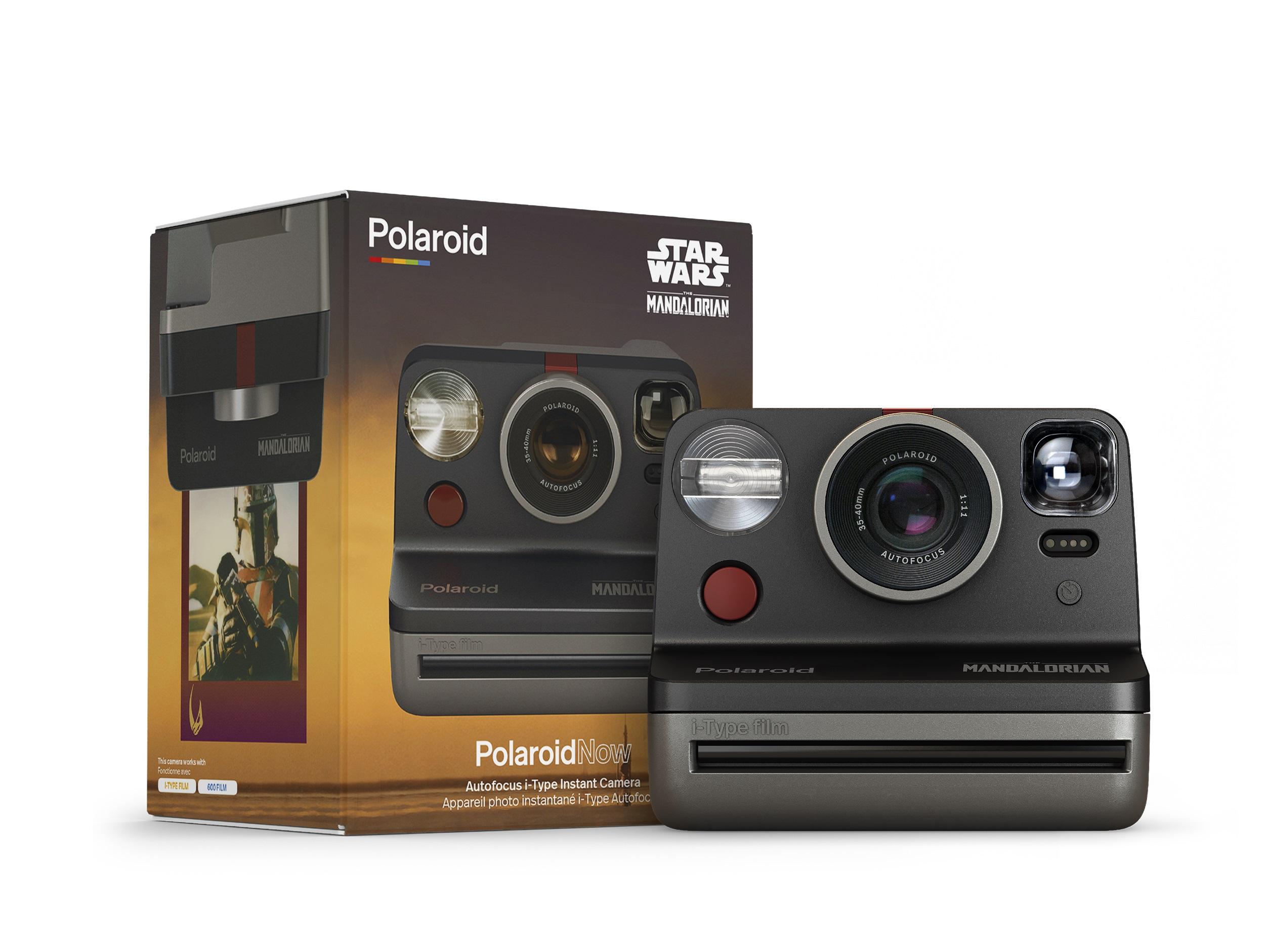 Polaroid - Star Wars Mandalorian Camera