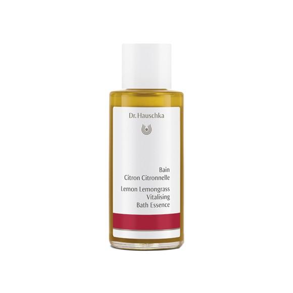 Dr. Hauschka - Lemon and Lemongrass Vitalising Bath Essence 100 ml