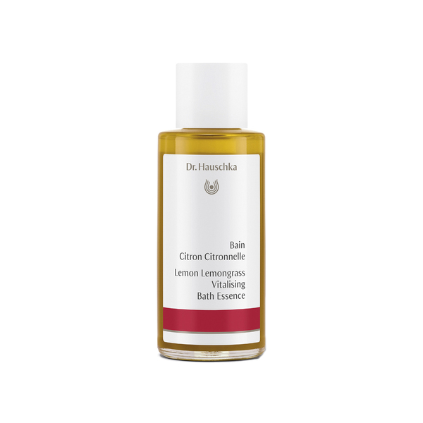 Dr. Hauschka - Lemon og Lemongrass Vitalising Bath Essence Bade Olie 100 ml