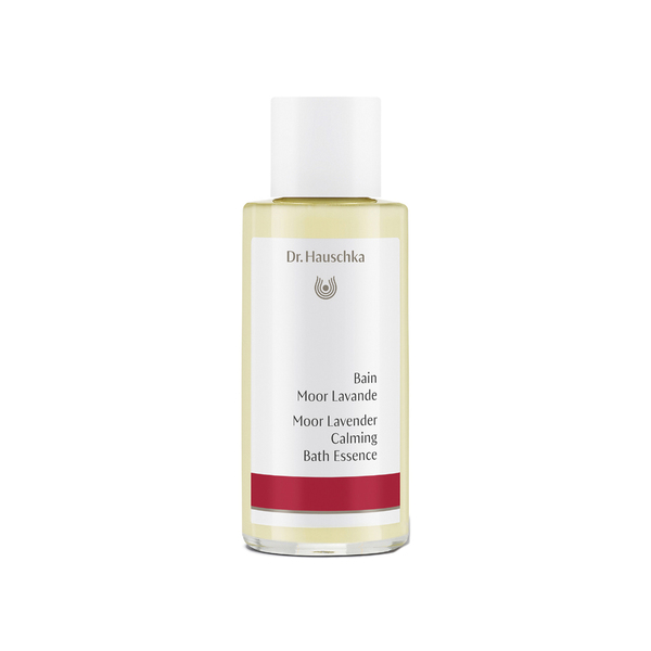 Dr. Hauschka - Moor Lavender Calming Bath Essence Bade Olie 100 ml