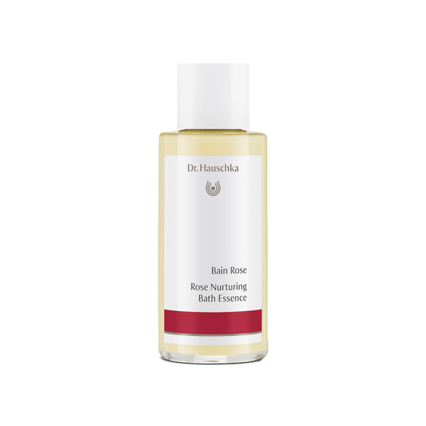 Dr. Hauschka - Rose Nurturing Bath Essence Bade Olie 100 ml