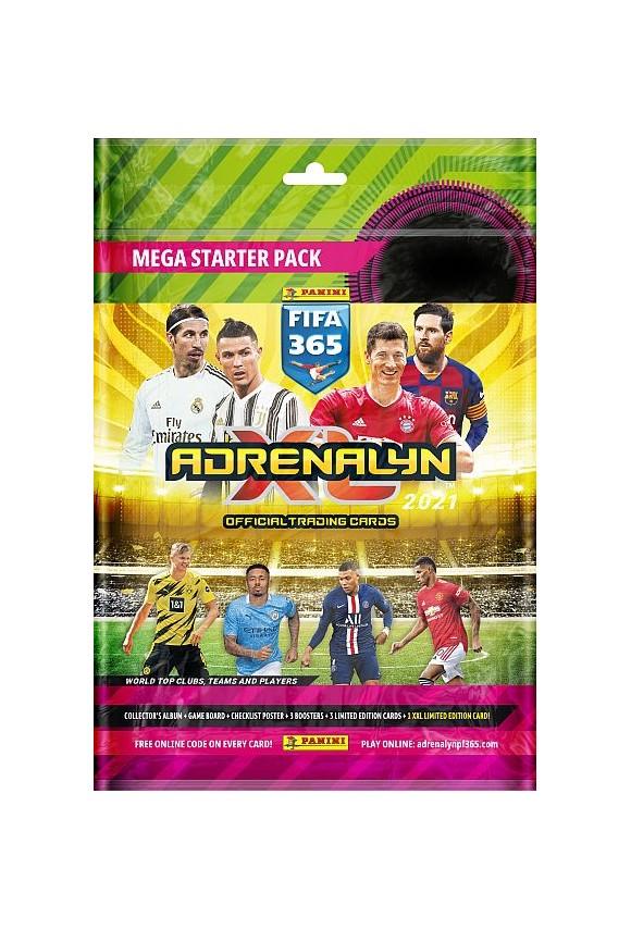 Adrenalyn XL - Fifa 365 20/21 Starter Pack (PAN0850)