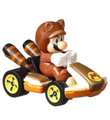 Hot Wheels - Super Mario Bros - Tanooki Mario (GJH55)