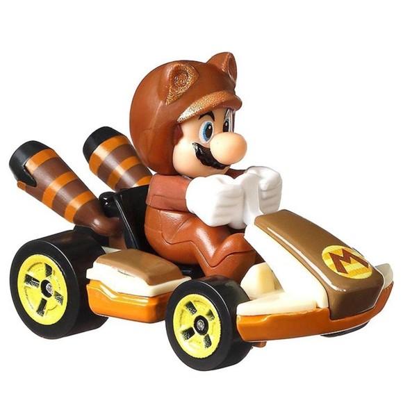 Hot Wheels - Super Mario Bros - Tanooki Mario (GJH55)