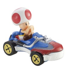 Hot Wheels - Super Mario Bros - Toad (GBG30)