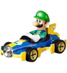 Hot Wheels - Super Mario Bros - Luigi (GBG27)