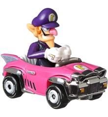 Hot Wheels - Super Mario Bros - Waluigi (GJH54)