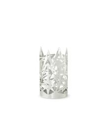 Rosendahl - Lysestage 13,5 cm - Forsølvet