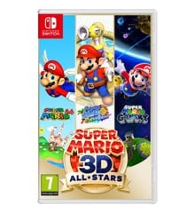 Super Mario 3D All-Stars (UK, SE, DK, FI)