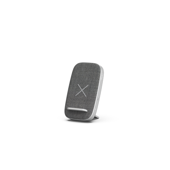 SACKit - CHARGEit Stand – Wireless Charger - Grey