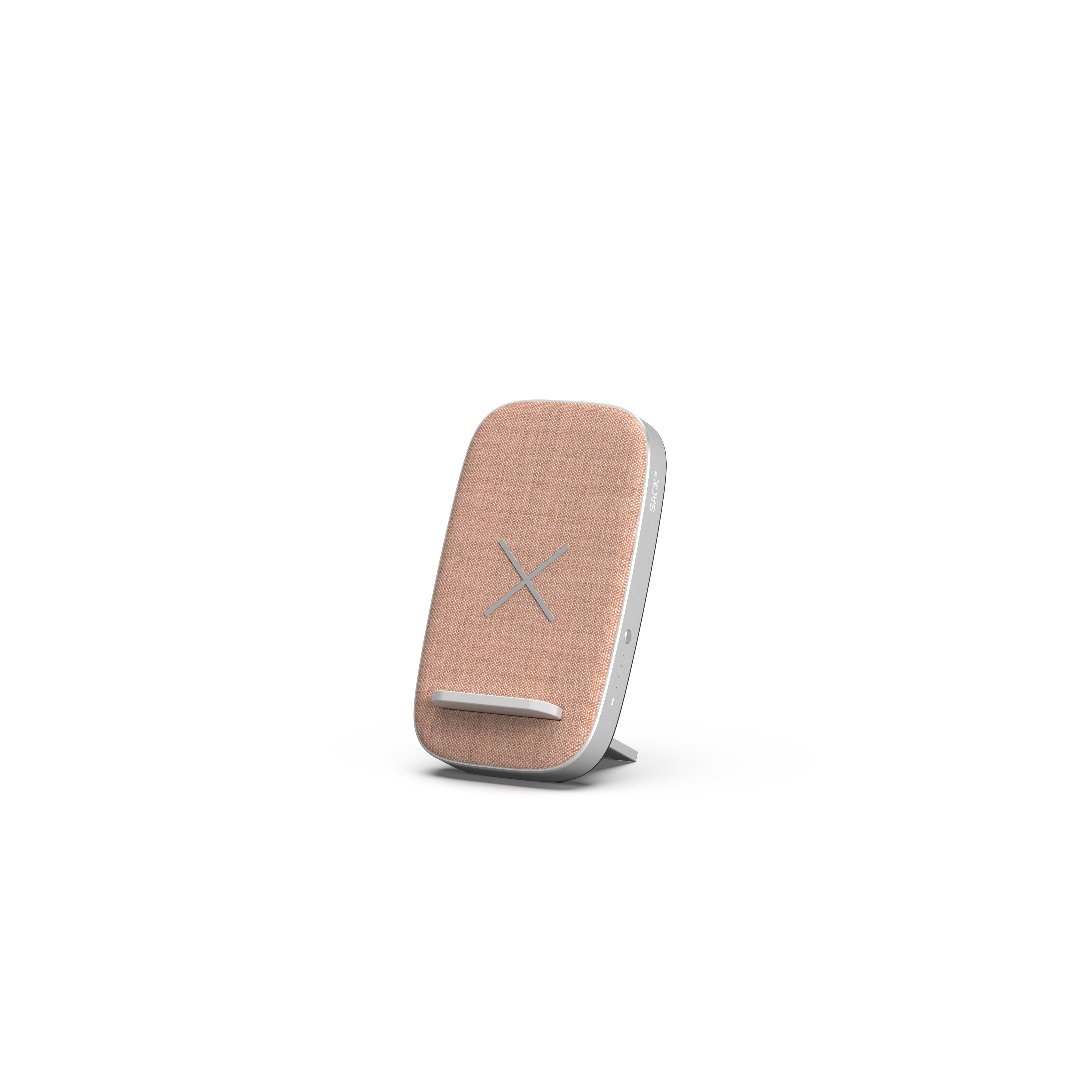 SACKit - CHARGEit Stand– Wireless Charger - Rose